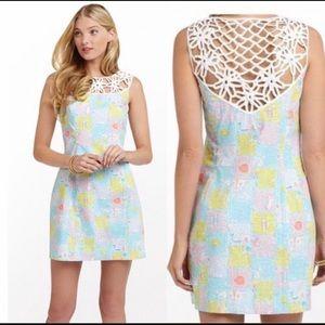 Lilly Pulitzer Lacina Print Dress Size 2